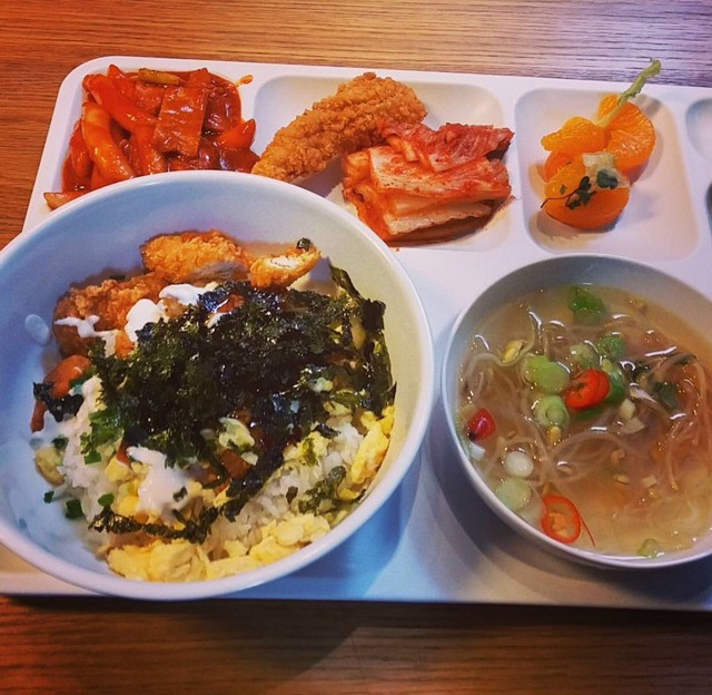 Actual YG on-site restaurant rice bar .jpg | INSTEISE
